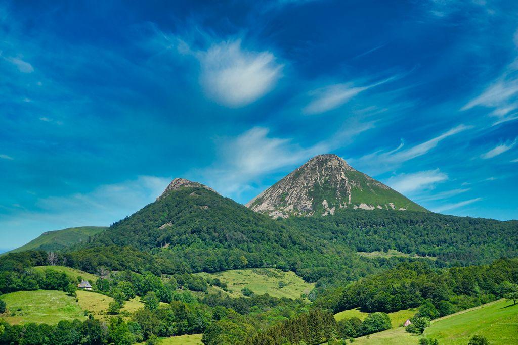 Le Puy Griou Cantal